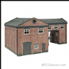 Bachmann 44-0086 Industrial Gate House